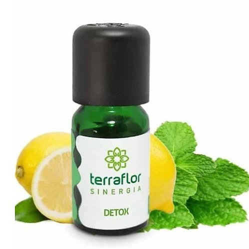 Óleo Essencial Sinergia Sinus Flor Terraflor 10 ml