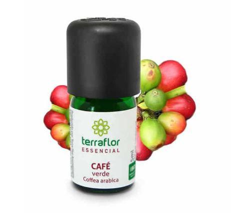 Óleo essencial de café verde Terra Flor 5ml