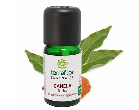 Óleo Essencial de Canela Folha 10ml – Terra Flor