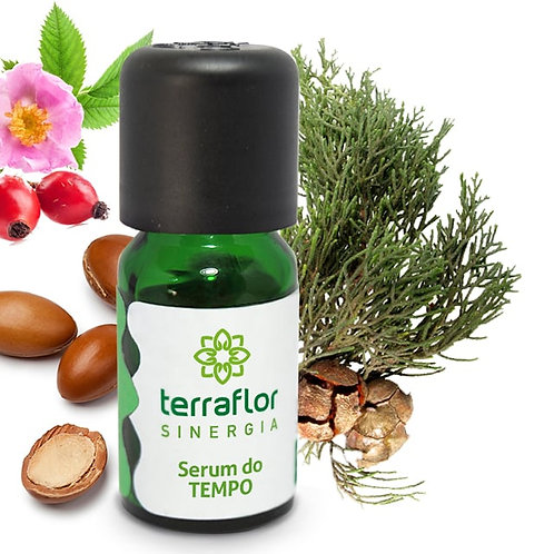 Óleo Essencial Sinergia Sérum do Tempo 10ml - Terraflor
