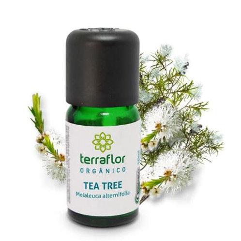 Óleo Essencial Tea Tree 10ml