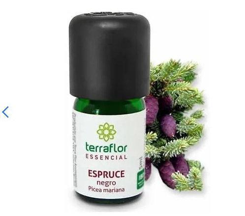 Óleo Essencial De Espruce Negro - Terra Flor - 5 ml