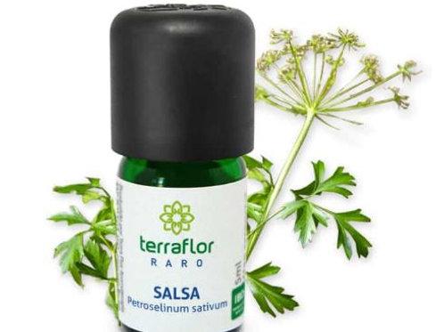 Óleo Essencial Salsa Sementes 5ml - Terraflor