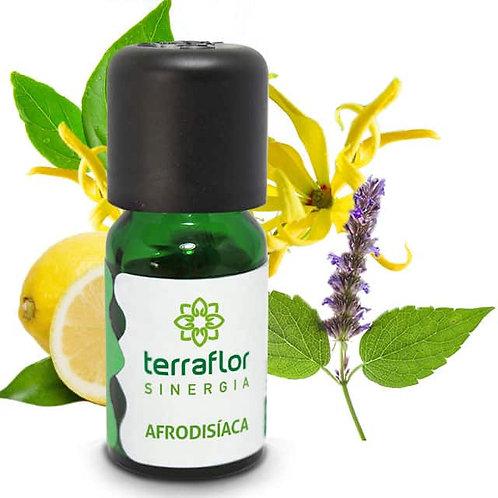 Óleo Essencial Sinergia Afrodisíaca 10ml - Terraflor