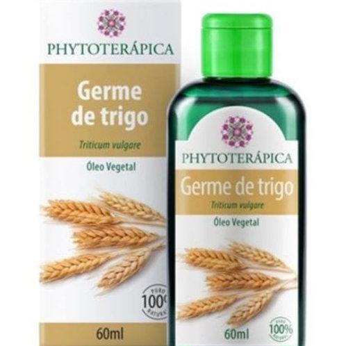 Óleo Vegetal Germe de Trigo 60ml Phytoterápica