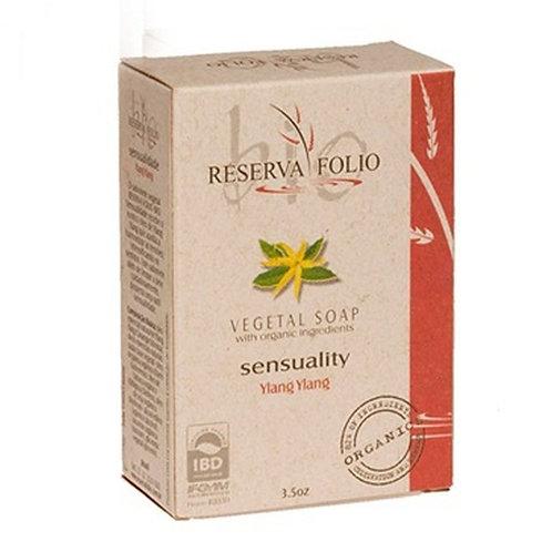 Sabonete Natural e Vegano Sensualidade 100 g - Reserva Folio
