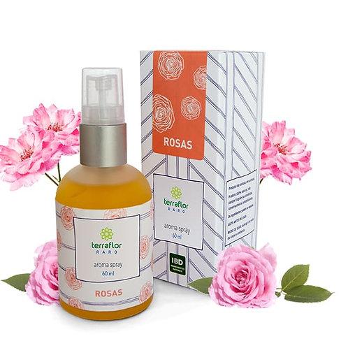 Aroma Spray de Rosas 60ml