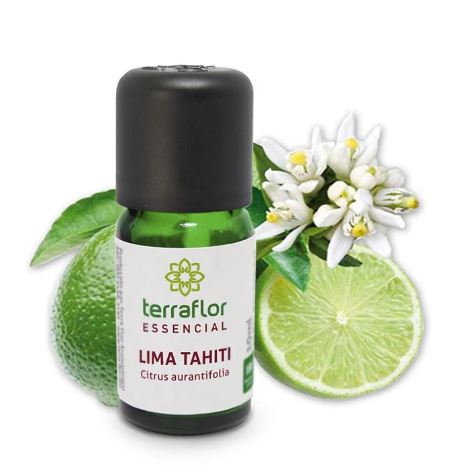 Óleo Essencial Natural de Lima Tahiti 10ml