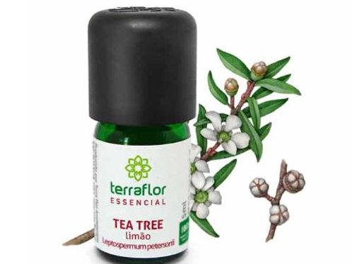 Óleo Essencial de Tea Tree Limão 5ml - Terra Flor