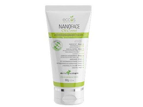 Nanoface Oil Control 60g - Eccos