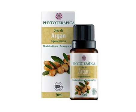 Óleo vegetal argan 20ml Phytoterapica