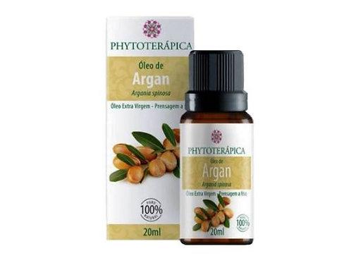 Óleo vegetal argan 20ml Phytoterapica
