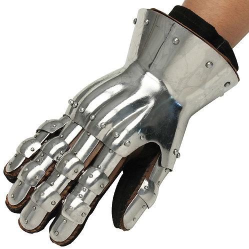 Bell Cuffed Finger Gauntlet
