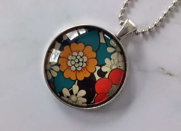 Betsy Necklace - Silver Setting