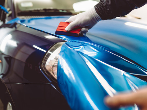 3 Tips To Wash Your Car-Wrapped Vehicle