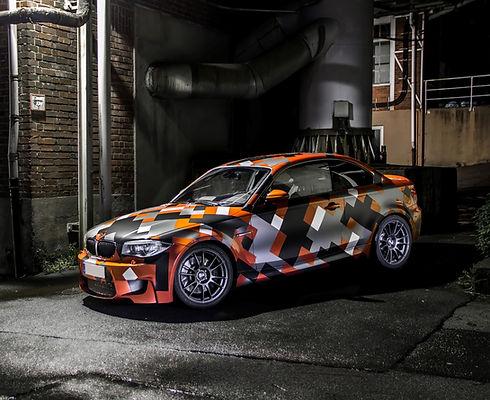 geometric wrapped BMW