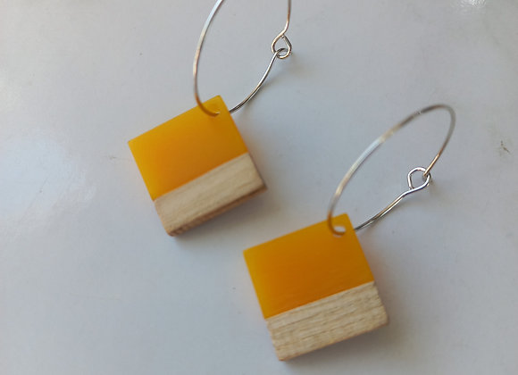Square - Yellow