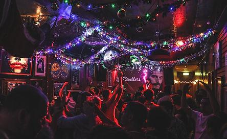 Revellers Bar Xmas Dancefloor Party