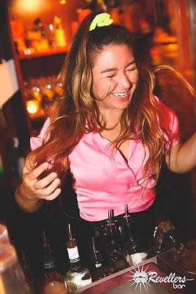 Revellers Bar Bree Laughs