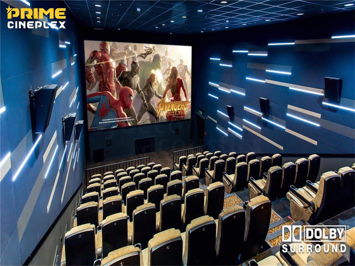 Prime Cineplex, Mongolia