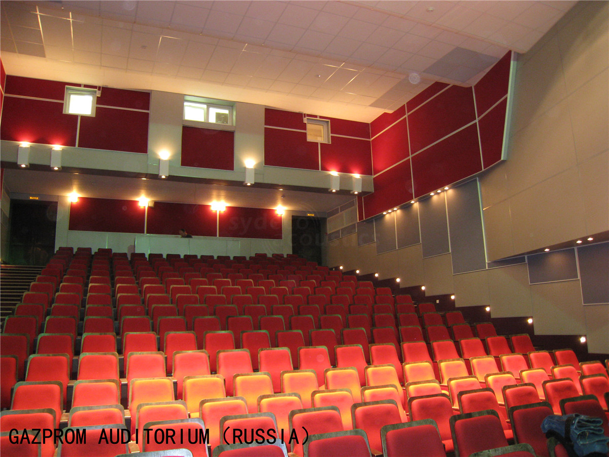 Gazprom Auditorium in Russia