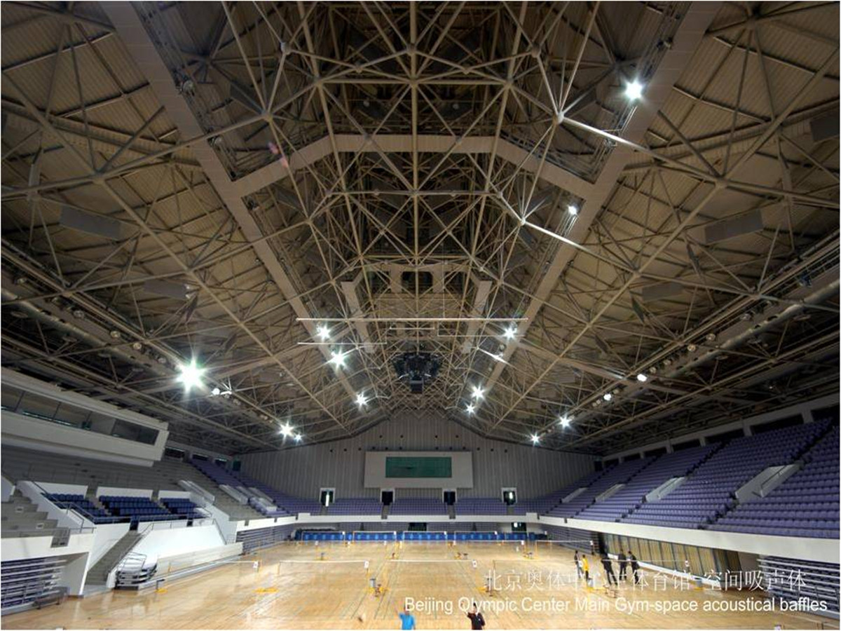 Beijing Olympic Center Main GYM-SPACE