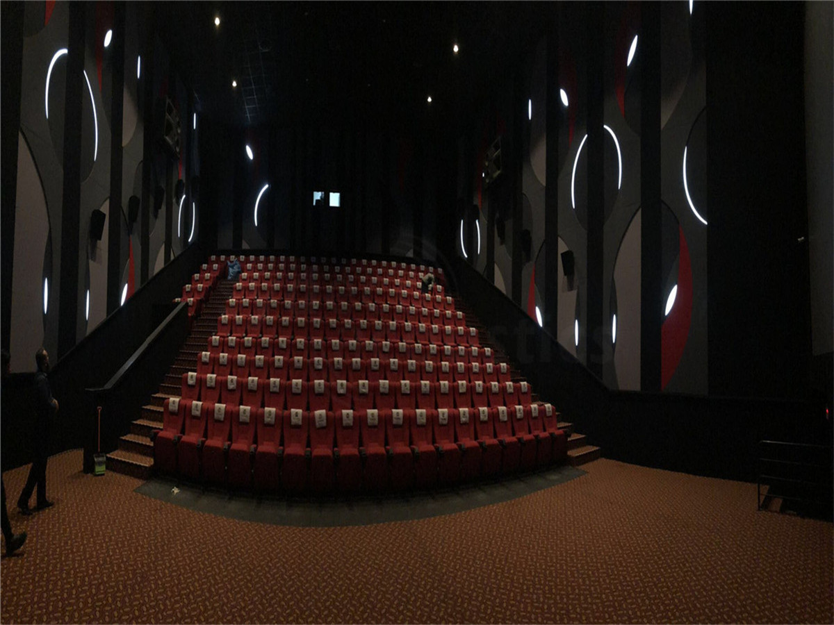 Nueplex Cinemas In Karachi, Pakistan