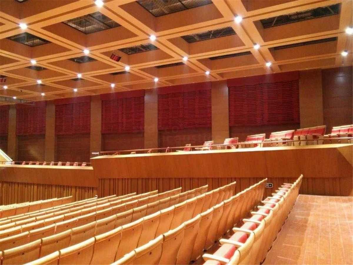 Concert Hall of Weinan Teachers Universi