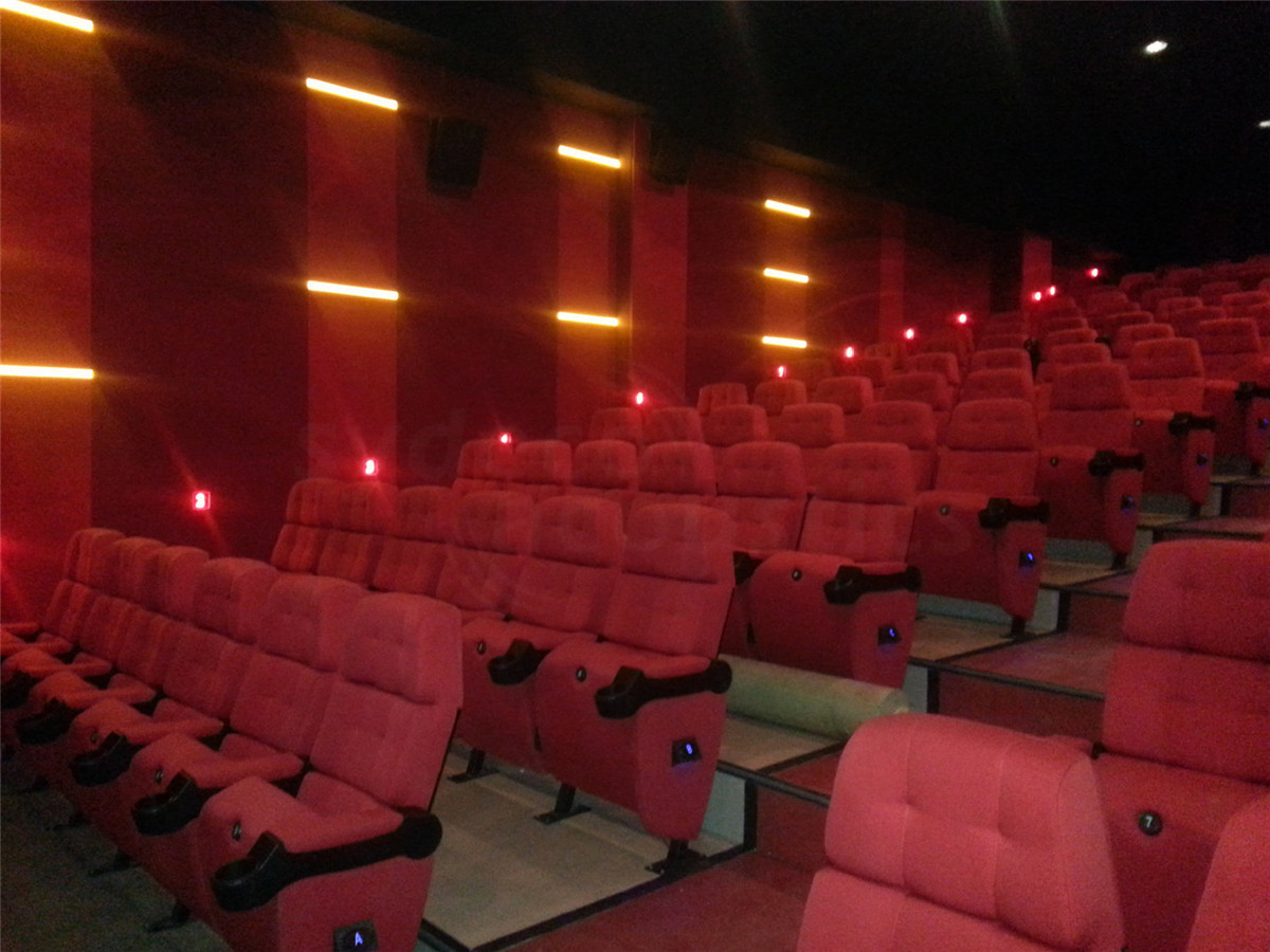 Tengis Cinema in Mongolia