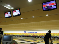Bowling Alley In Singapore