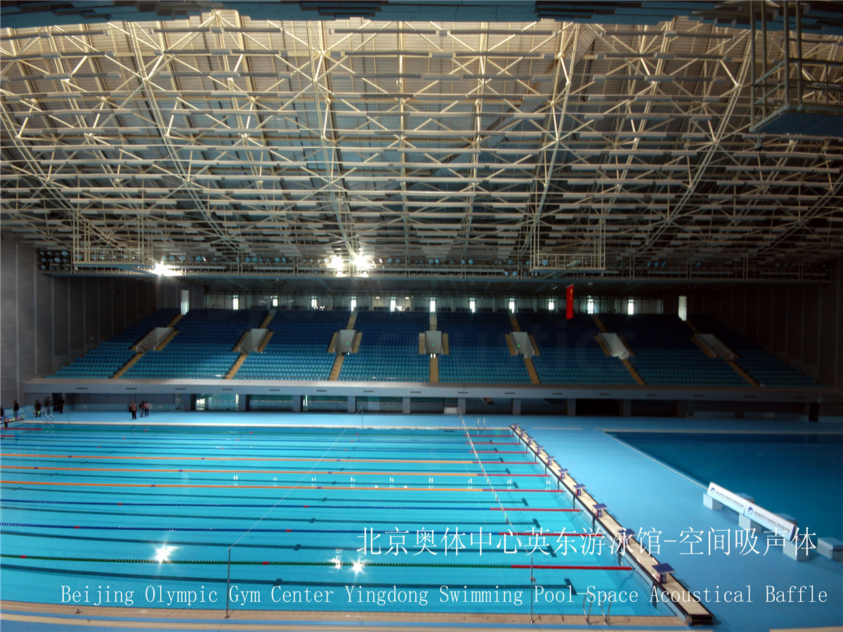 Beijing Olympic GYM Center