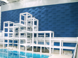 Ji'nan Olympic Sports Center Swimming