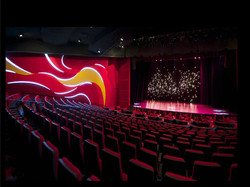 Tropicana Hotel Theater in Las Vegas