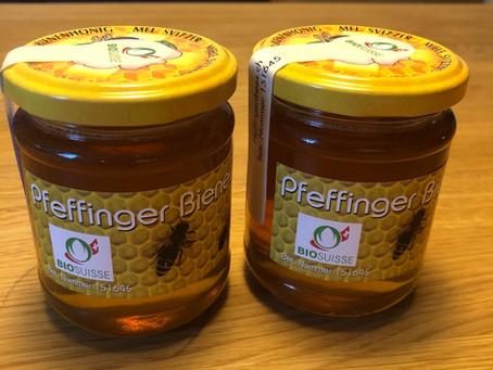Bio Suisse Bienenhonig aus Pfeffingen