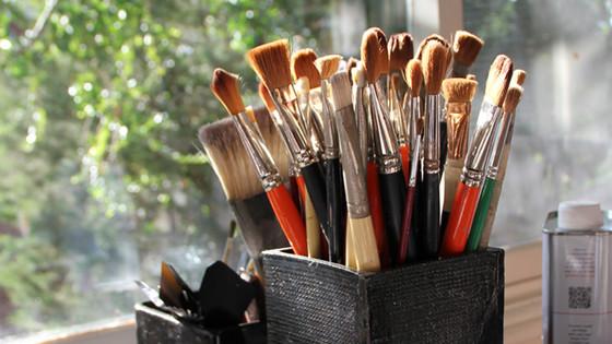 Choosing Brushes for Oils