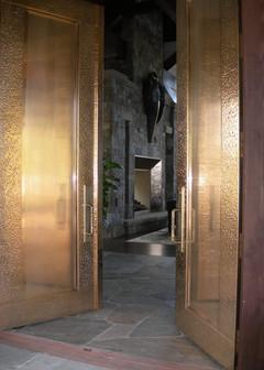 Bronze Doors