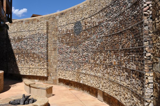 Gabion Basket Wall
