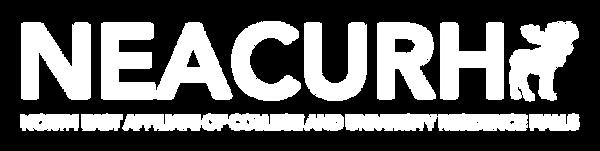 NEACURH Logo Block White.png