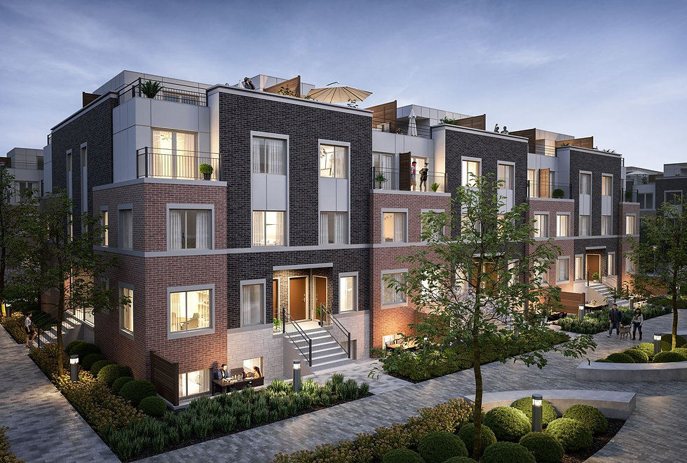 M2 Townhome Vaughan