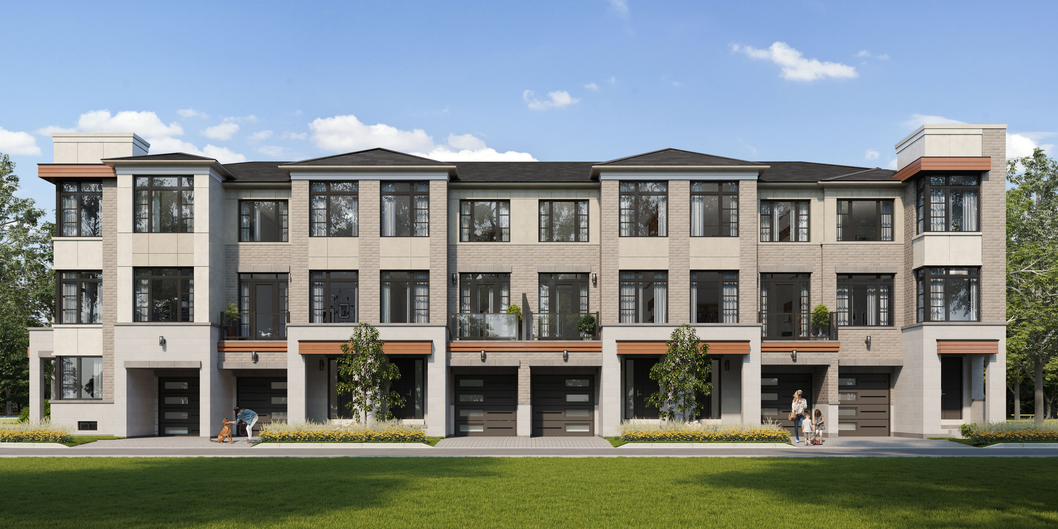 Grand Oak C. C5a-Building4-ElevA TH-HR.j