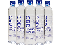CBD Water bottles