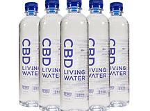 CBD Water bottles