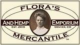 Floras Mercantile logo