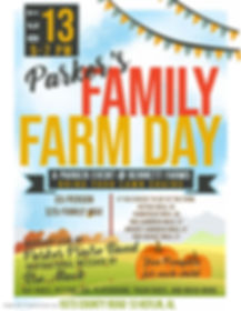 Parker Family Farm Day - Made with Poste