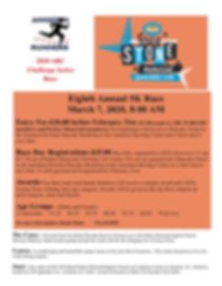 Pancake Run Flyer 2020 with 2020 ARC Cha