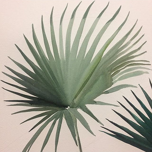 An Introduction to Watercolor Plants Nov 3rd 3pm to 5pm
