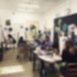 Youth Art Class Fridays #artclassatthear
