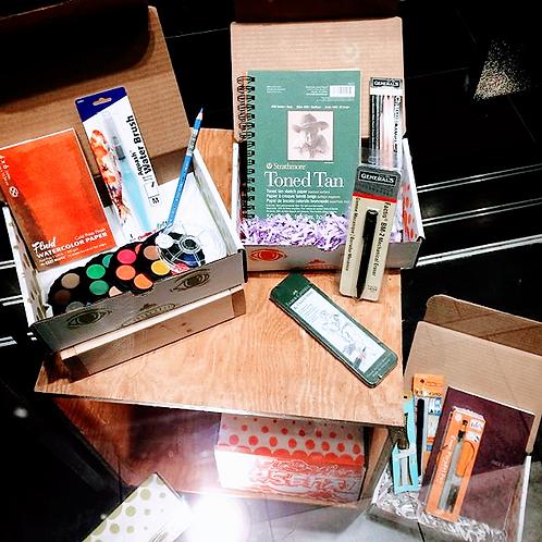 Preorder - Gift Box Set