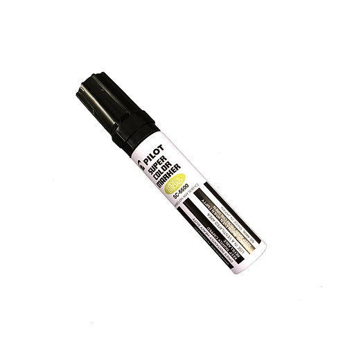 Pilot Super Color Jumbo Permanent Markers