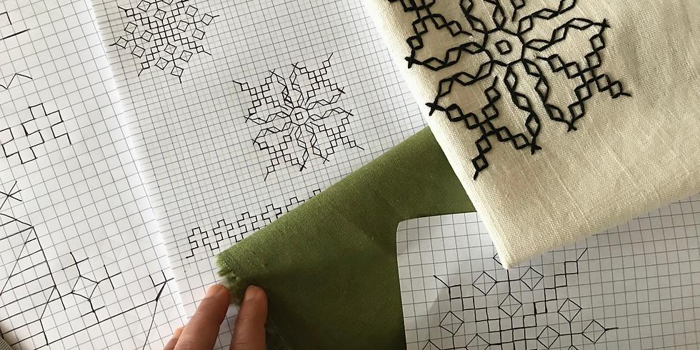 Kasuti Embroidery Workshop